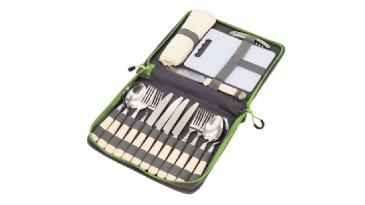 Outwell Picnic Camping Cutlery Set